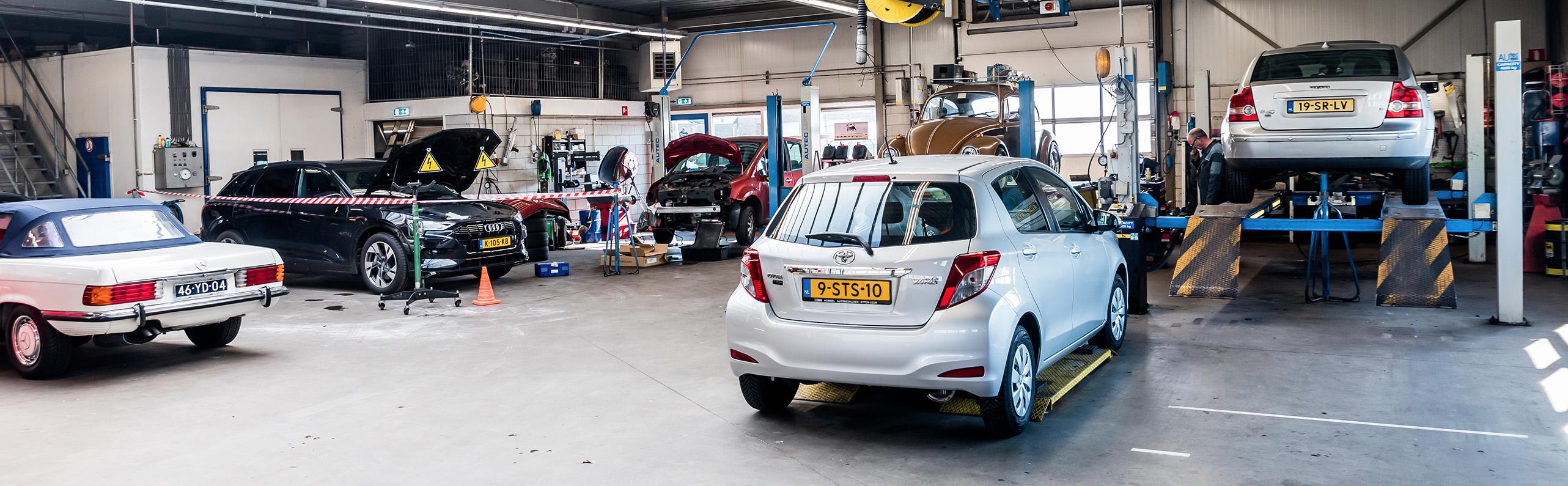 Werkplaats Kees Roks in Roosendaal