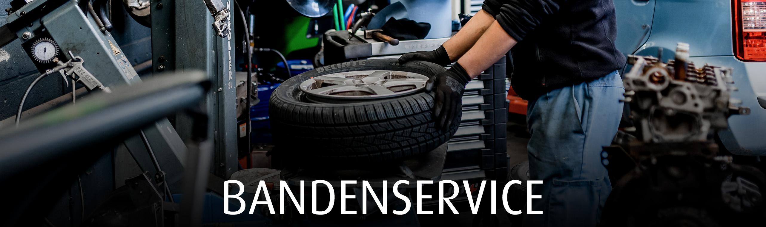 Bandenservice autobedrijf Jan Dodemont garage in Eijsden