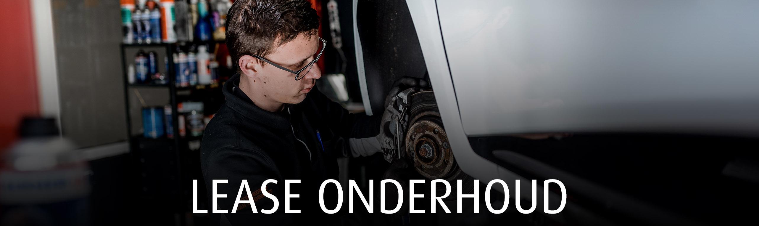 Lease onderhoud autobedrijf Jan Dodemont garage in Eijsden