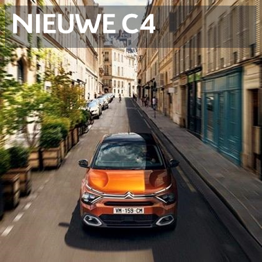 De nieuwe Citroën  C4