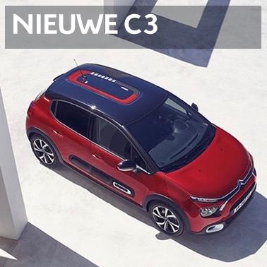 Nieuwe Citroën C3