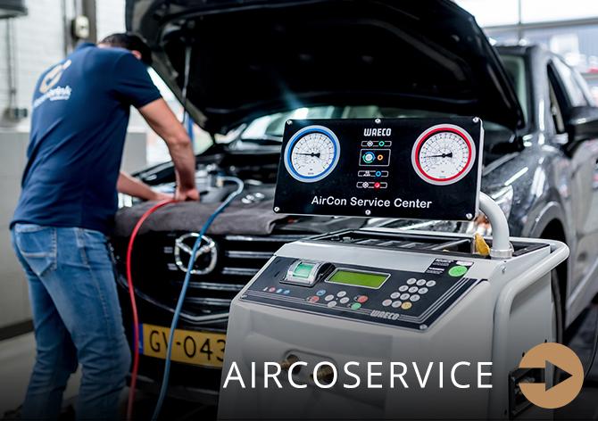 Airco service bij Autobedrijf de Vossenbrink Delden