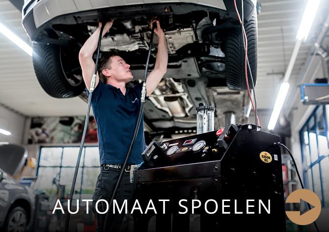 Automaak spoelen bij Autobedrijf de Vossenbrink Delden