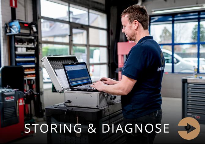 Storingsdiagnose bij Autobedrijf de Vossenbrink Delden
