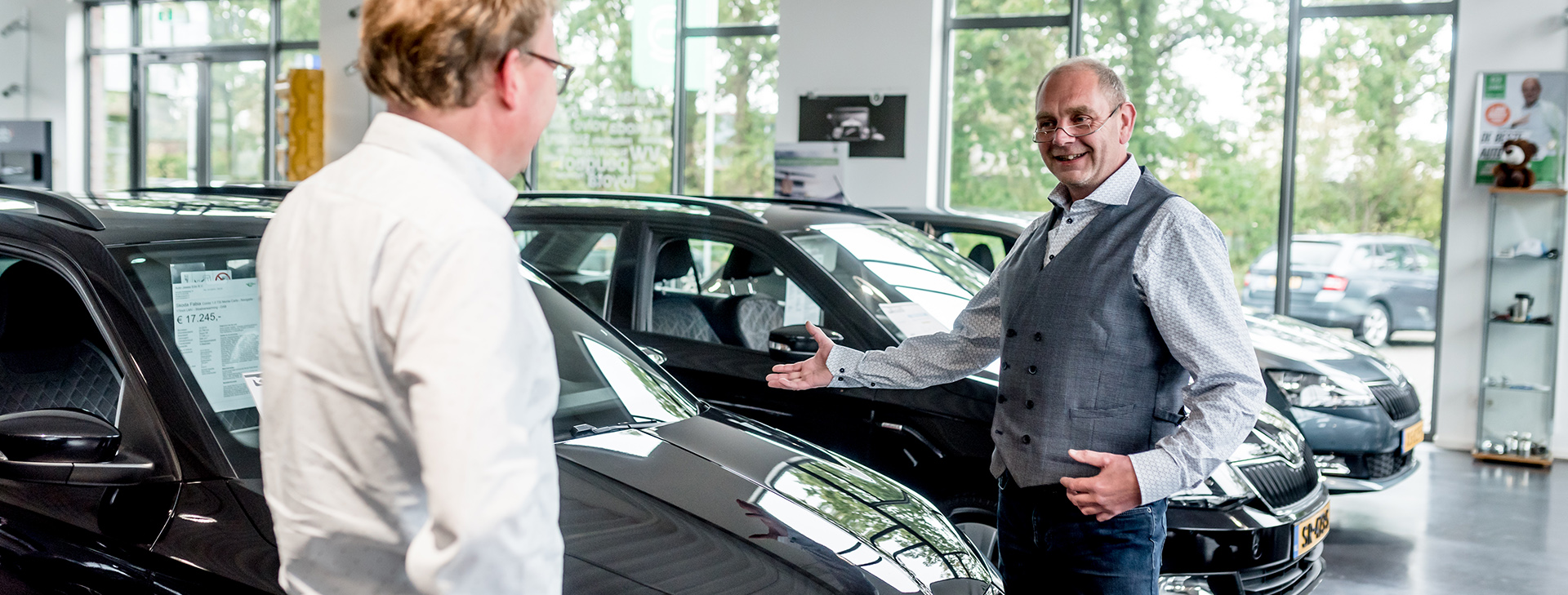 Private Lease Auto Jawes Ede