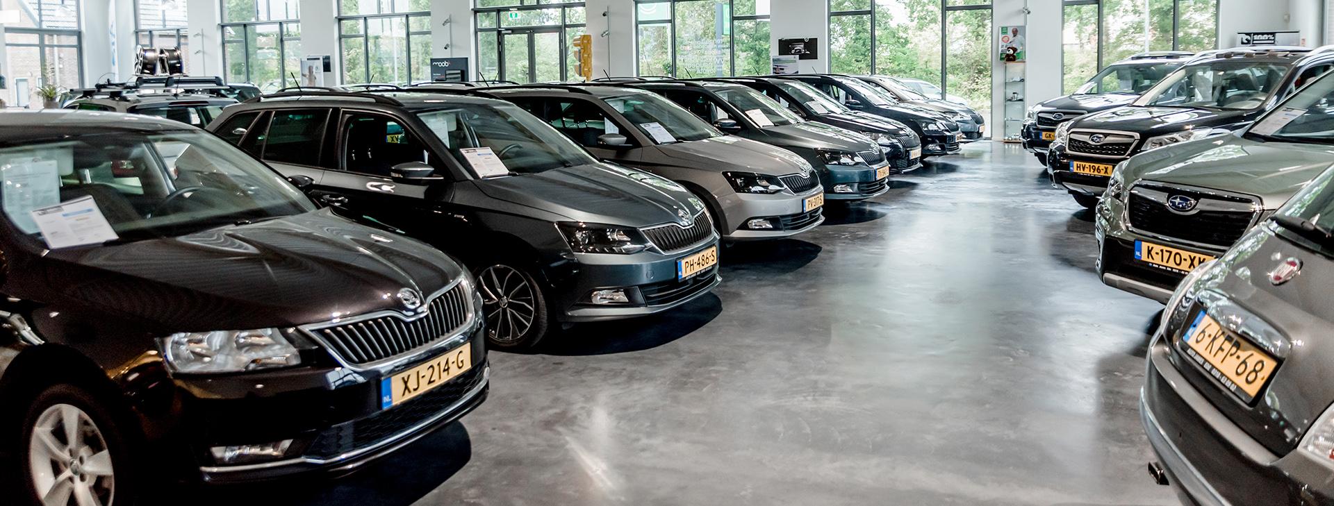 Nieuwe Auto kopen Auto Jawes in Ede
