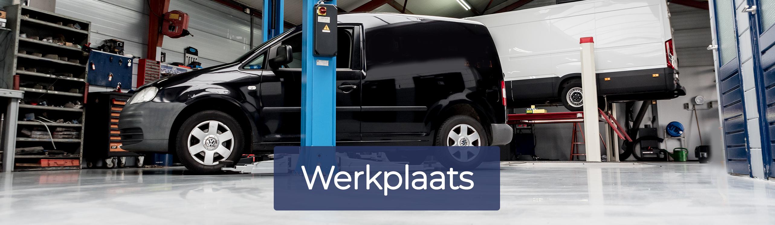 Werkplaats Autocentrum Flevoland in Emmeloord