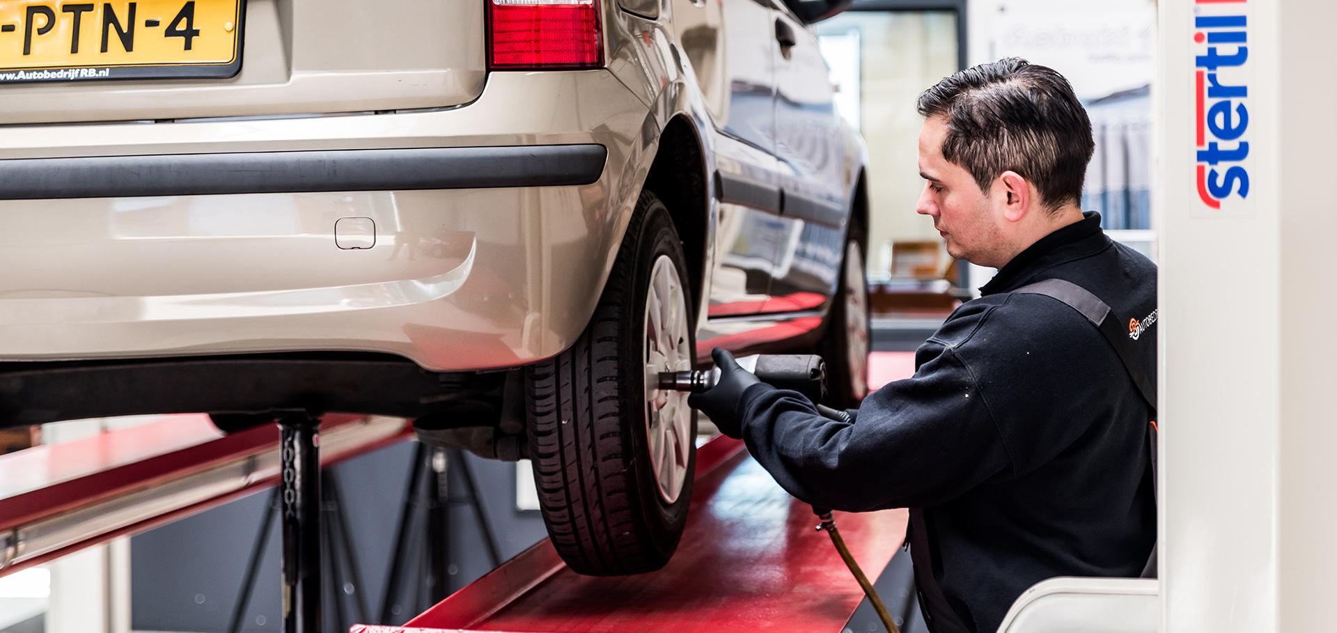 Onderhoud autobedrijf RB