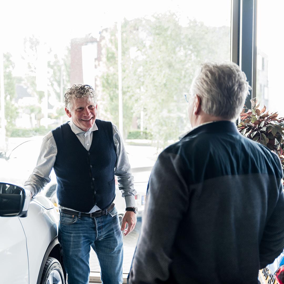 Welkom bij autobedrijf Dirk van der Streen