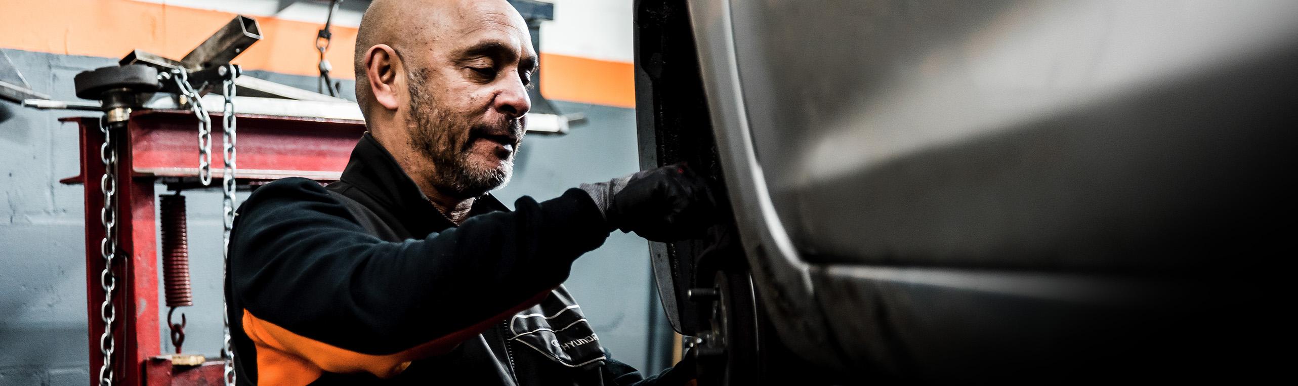 Schade en reparatie afhandeling bij Carprof Autobedrijf Schuurmans