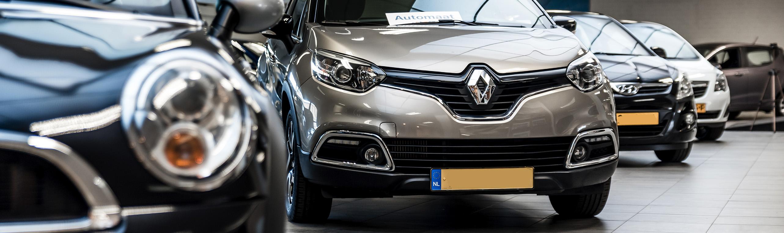 Financiering lease bij autobedrijf Schuurmans