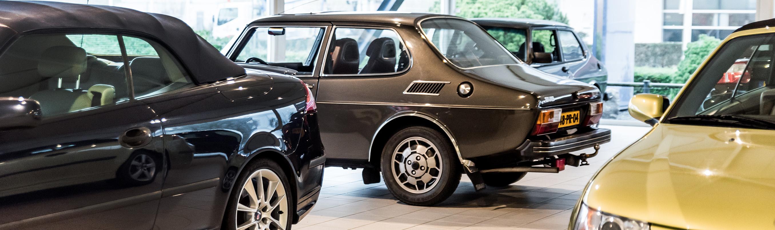 Restauratie Saab