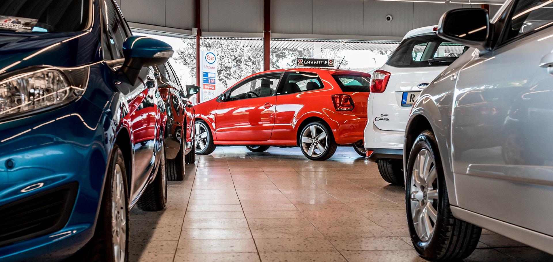 Auto kopen bij autobedrijf Melgers