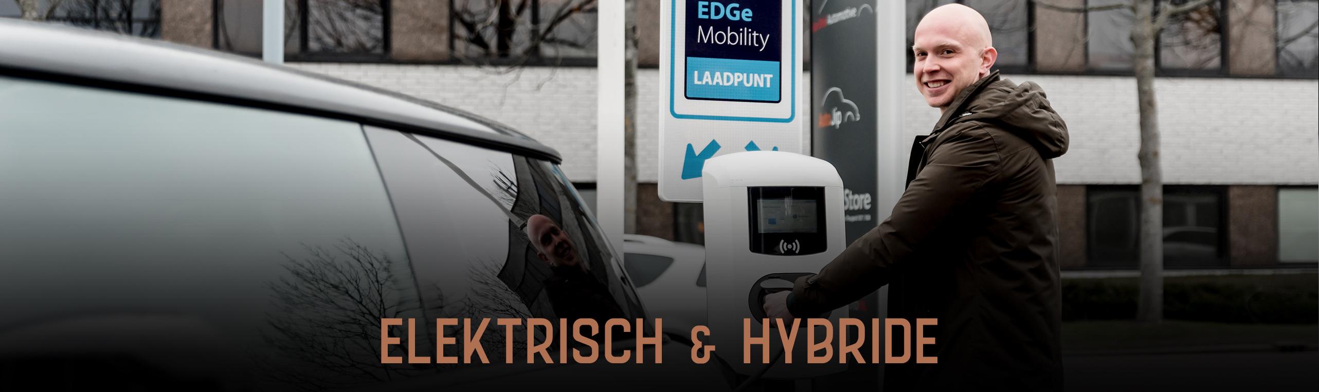 Elektrisch of hybride rijden
