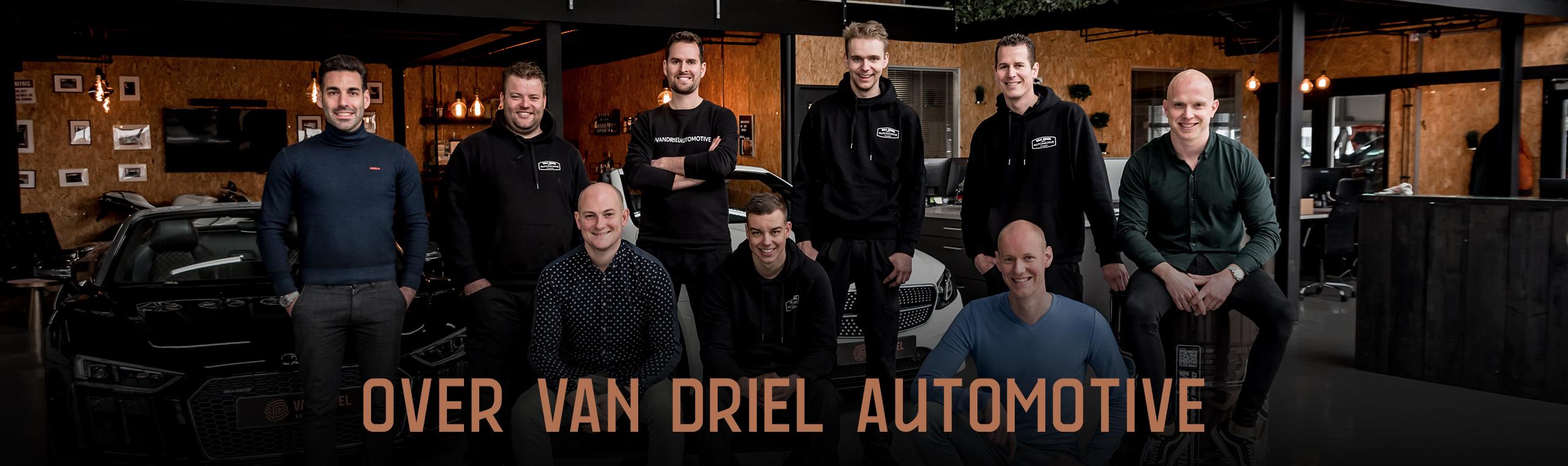 Over Van Driel Automotive