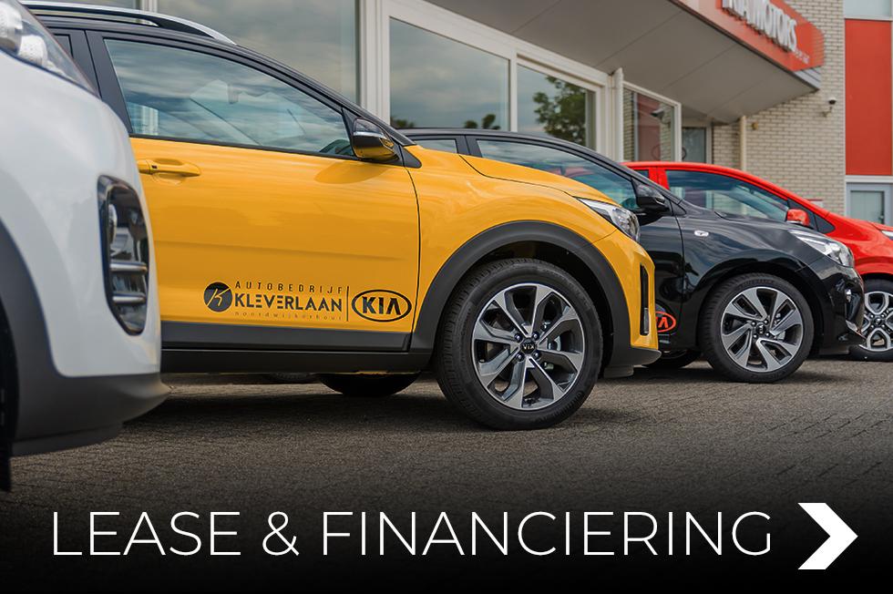 Lease en financiering Kia Kleverlaan