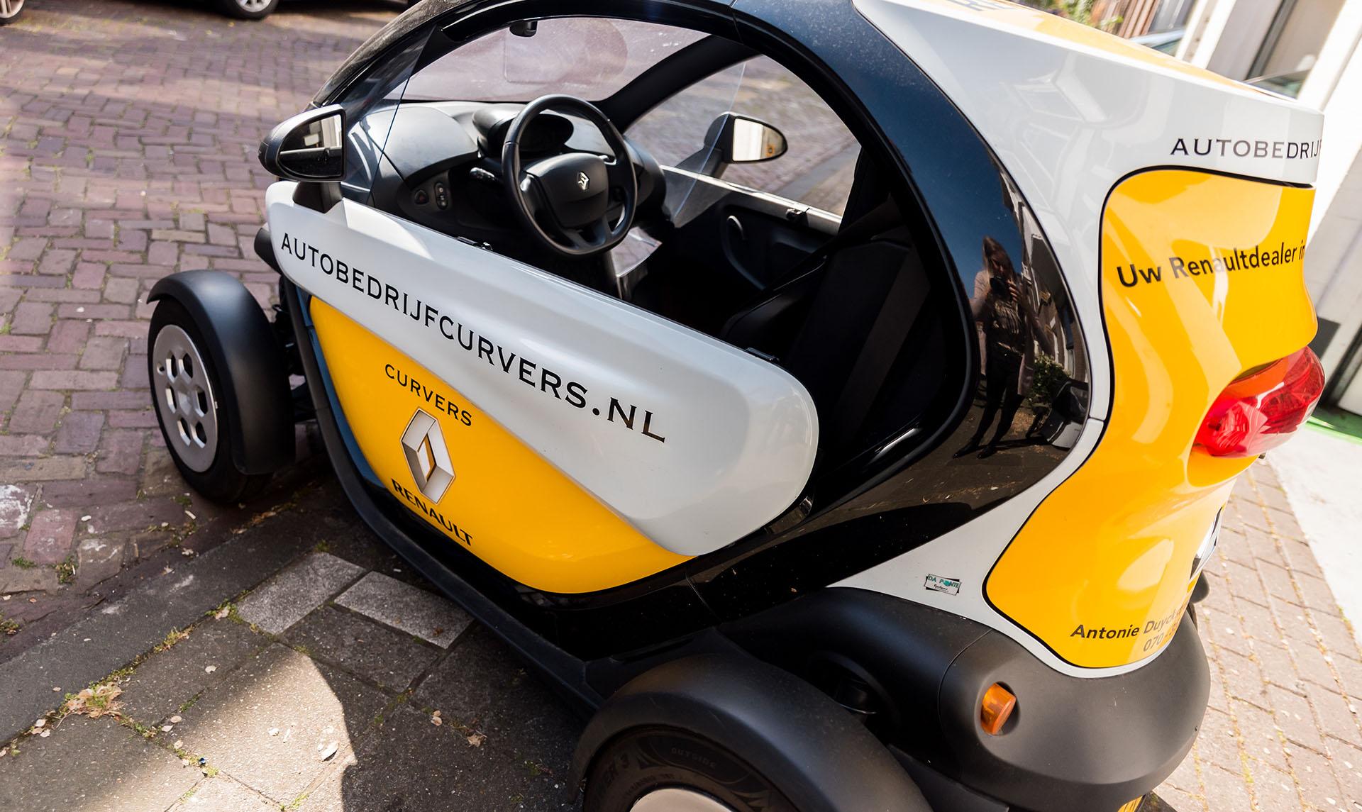 Onderhoud elektrisch en hybride bij Autobedrijf Curvers