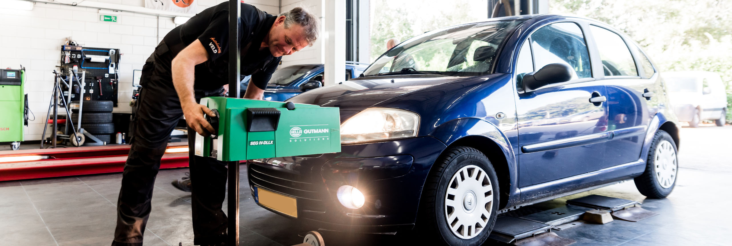 APK en onderhoud autobedrijf Veld in Steenwijk Kallekote