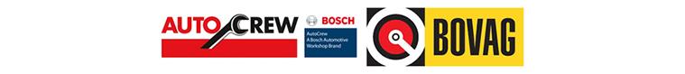 Logo Autocrew en BOVAG