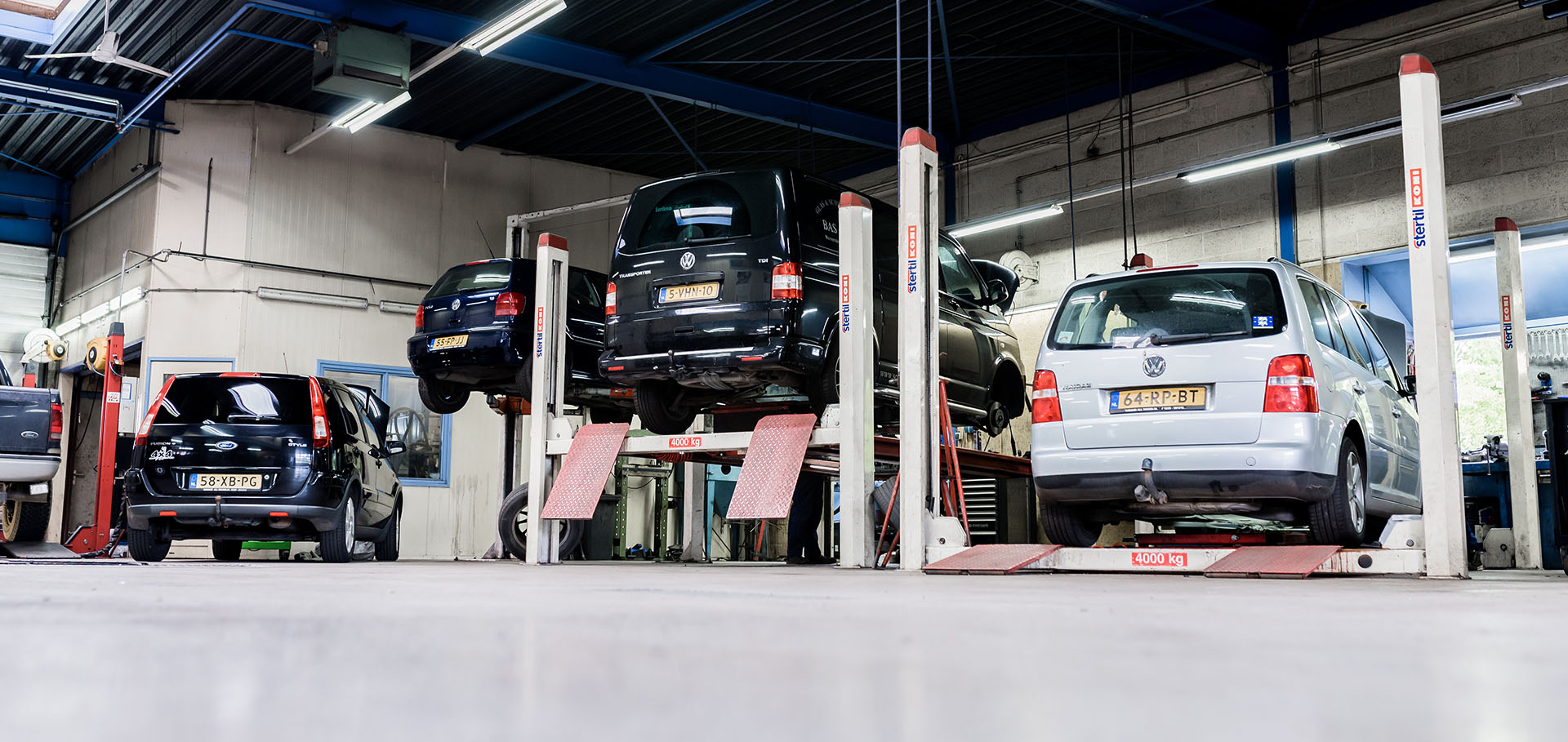 Werkplaats Garage All Round