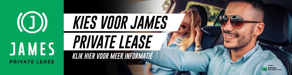 Private Lease bij James Autoservice de Wiers in Nieuwegein