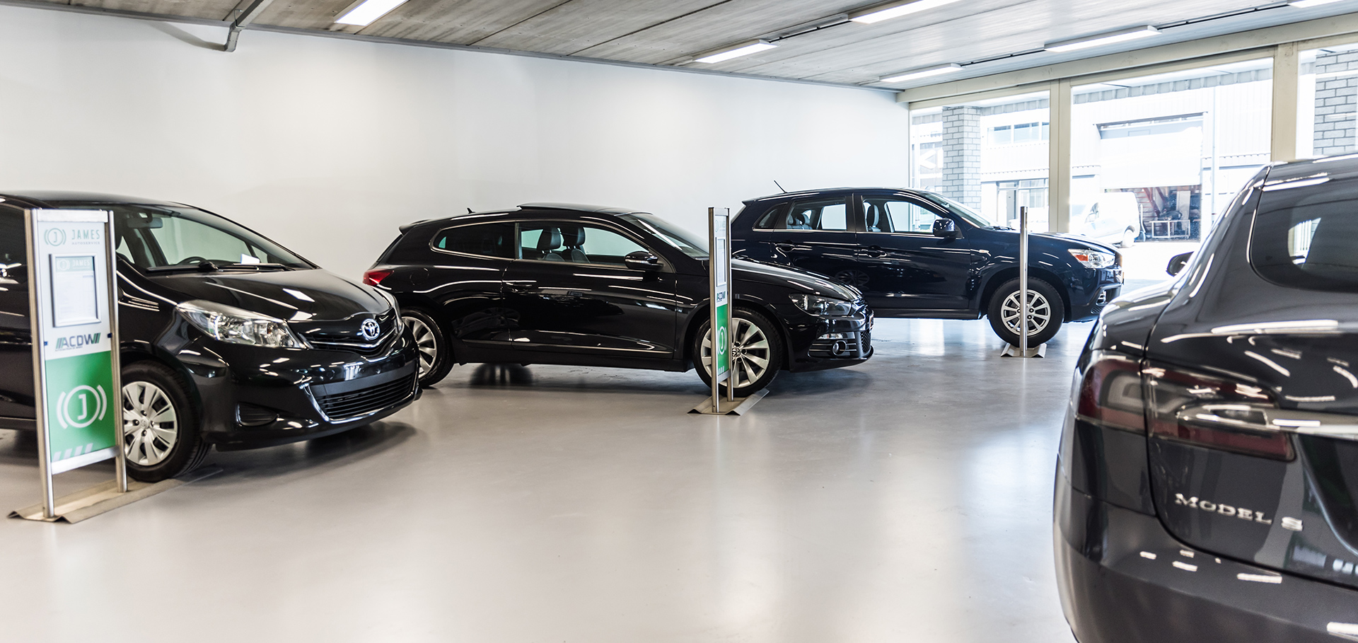 Private Lease bij James Autoservice de Wiers in Nieuwegein