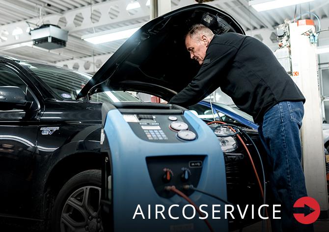 Airco autobedrijf van Yperen