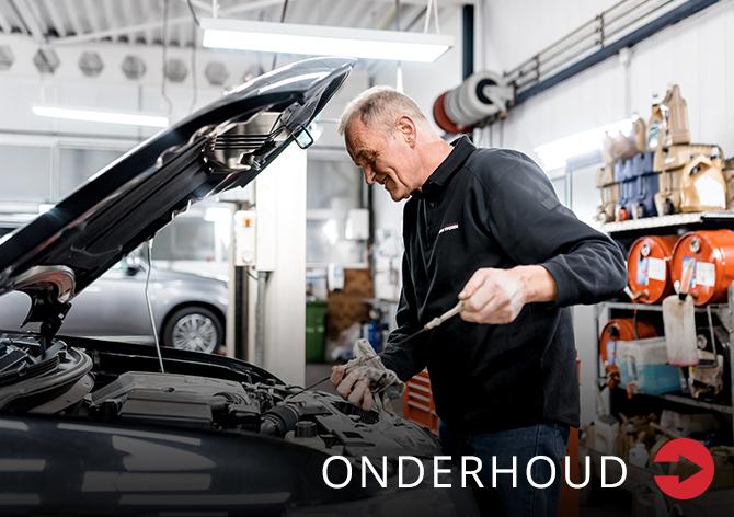 Onderhoud autobedrijf van Yperen