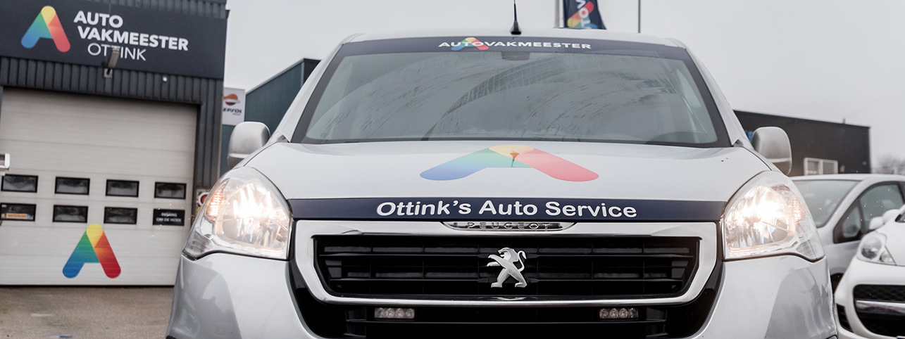 Services bij autobedrij Ottink