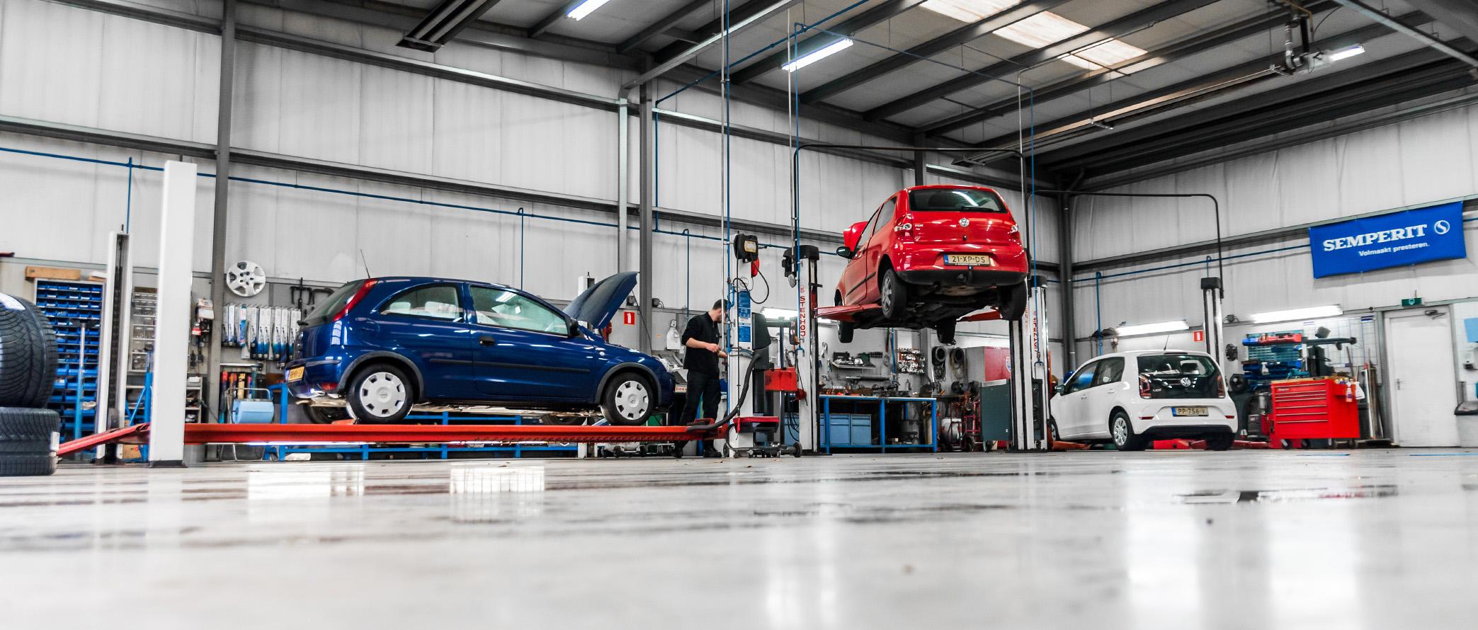 Werkplaats Mast Autotechniek Groningen