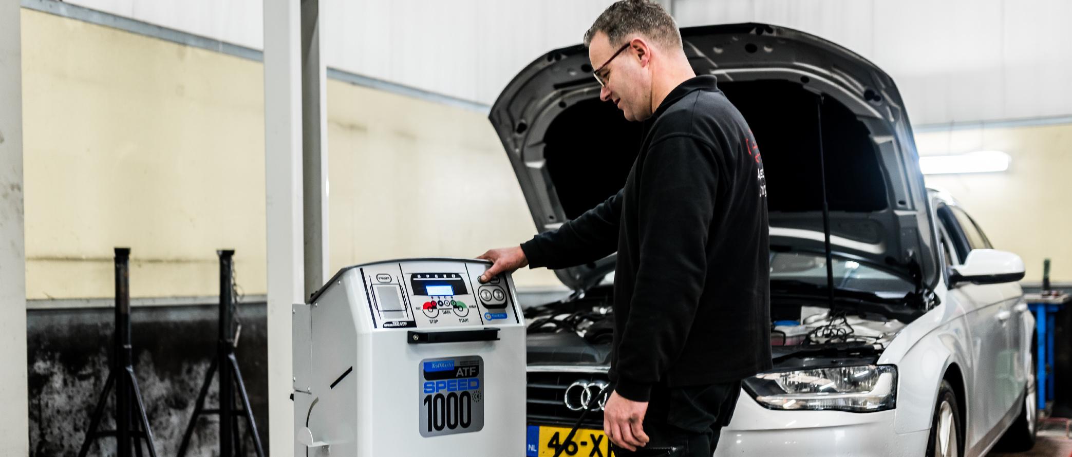 Automaatbakspoelen Mast Autotechniek Groningen