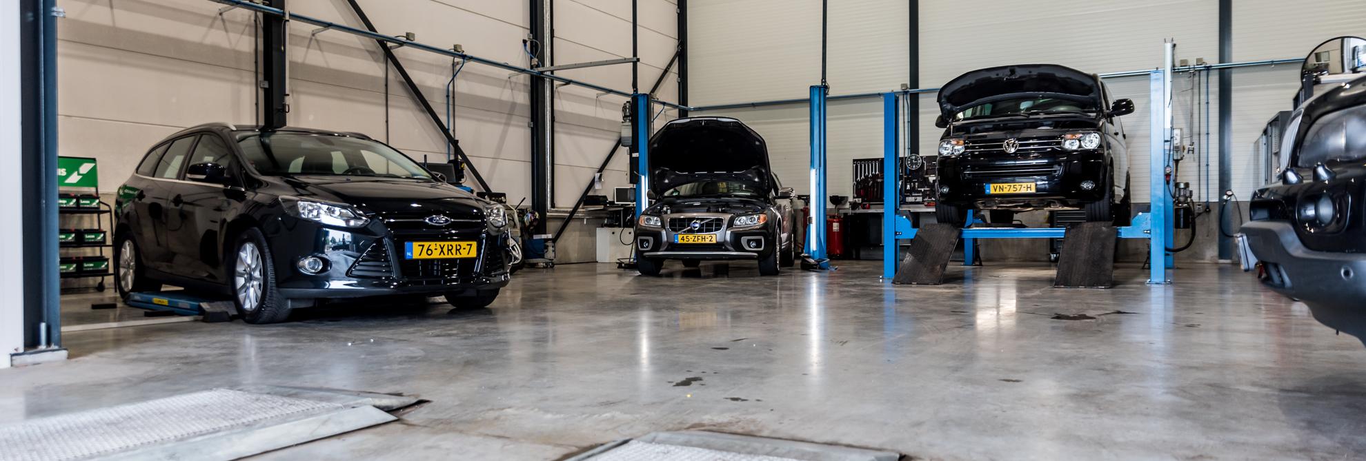 Werkplaats Roordink Automotive Putten