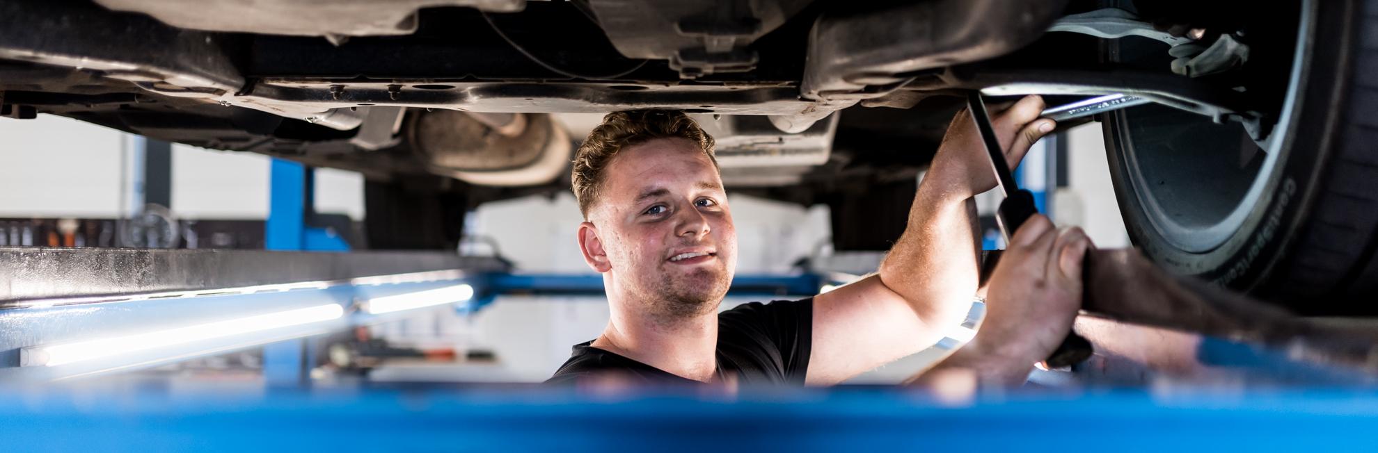 APK & Onderhoud Roordink Automotive Putten