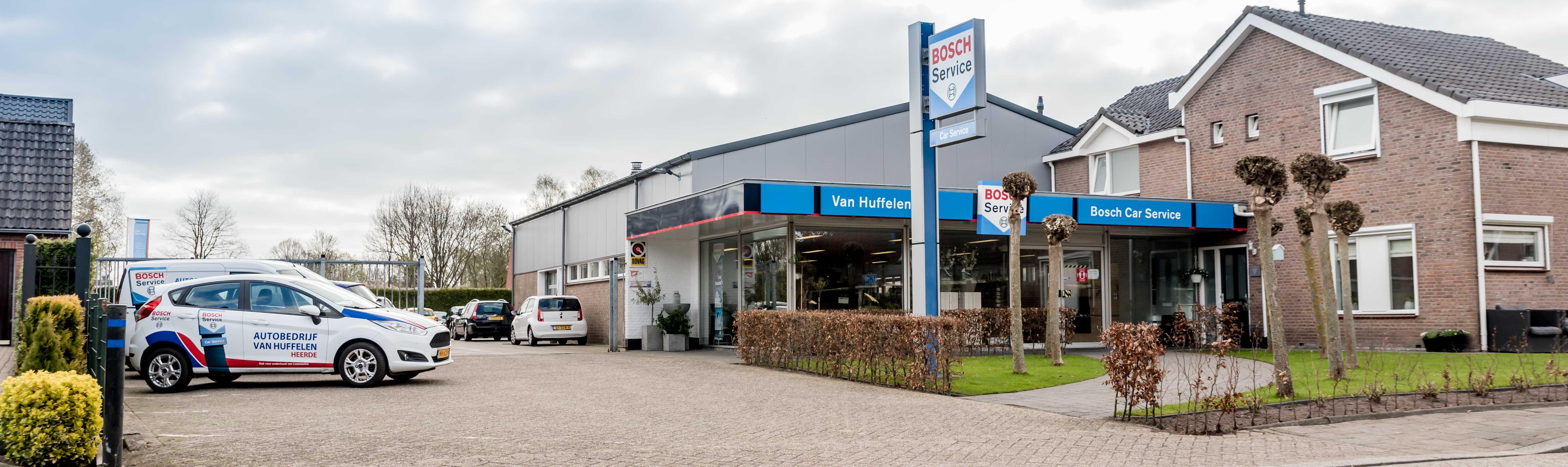 Huidige pand Autobedrijf van Huffelen