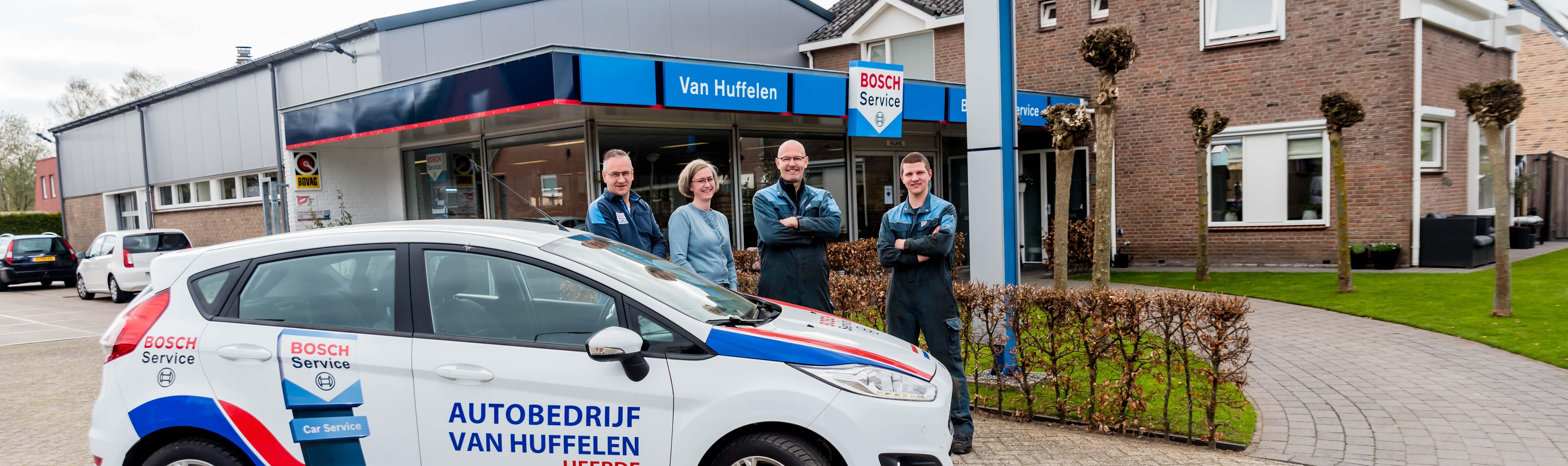 Over autobedrijf van Huffelen