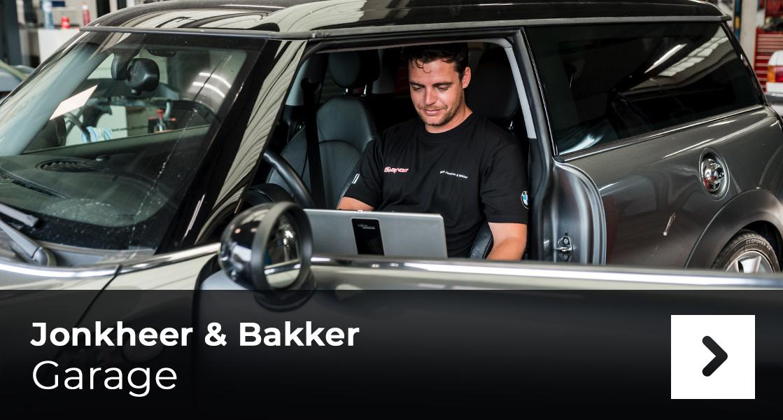 Werkplaatsdiensten Jonkheer & Bakker Garage