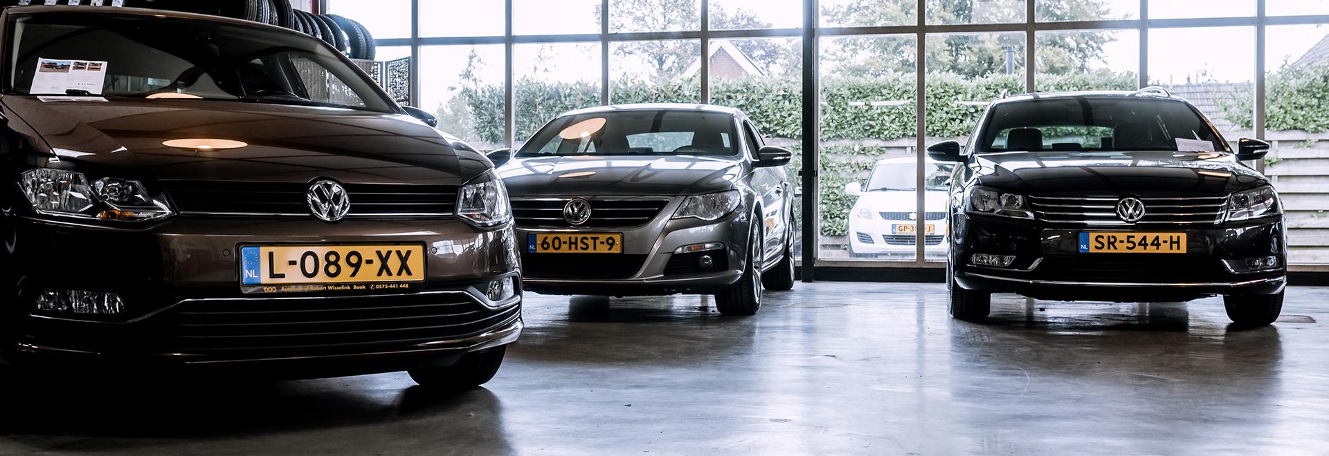 FInanciering & Lease Autobedrijf Robert Wisselink in Baak