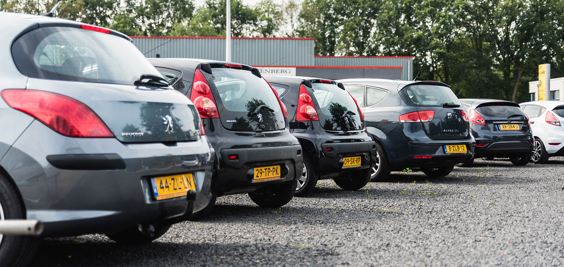 Lease en financieren bij Auto Graveland in Putten