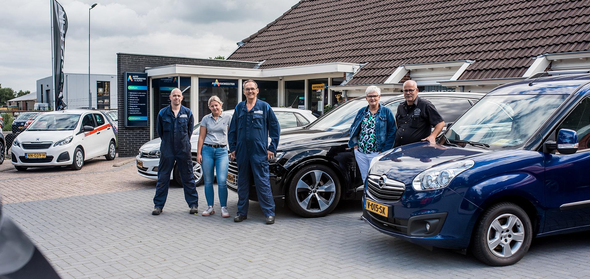Het Team autobedrijf H.Kuper