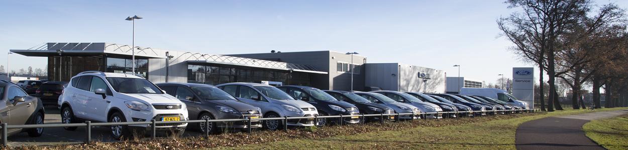 Garage van Leussen Ommen Ford