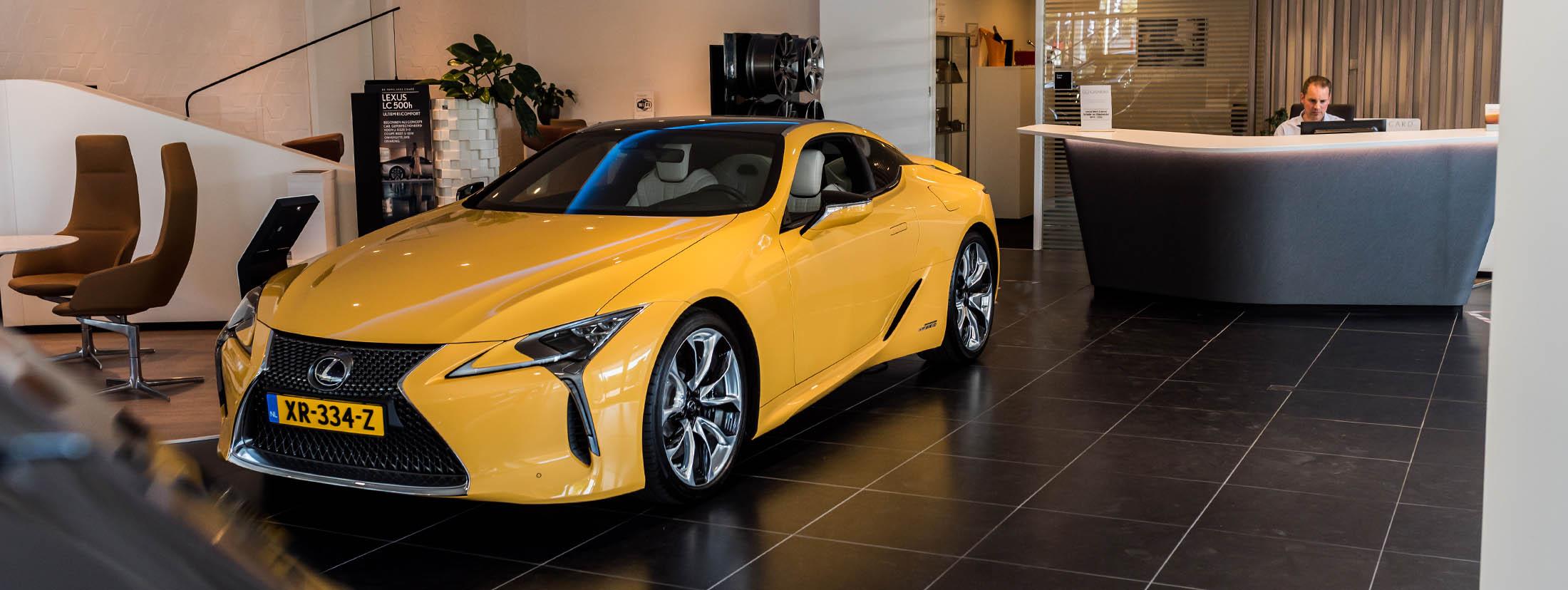 Lexus kopen