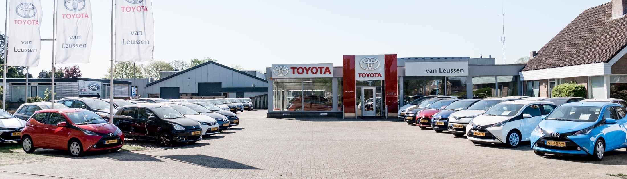 Garage van Leussen Toyota