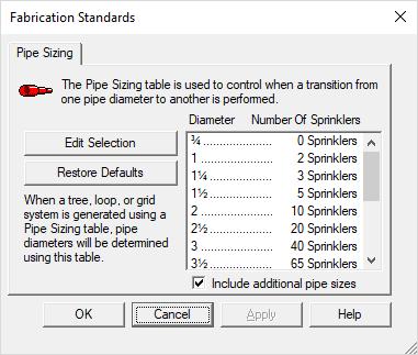 AutoSPRINK - Fire Sprinkler Design Software