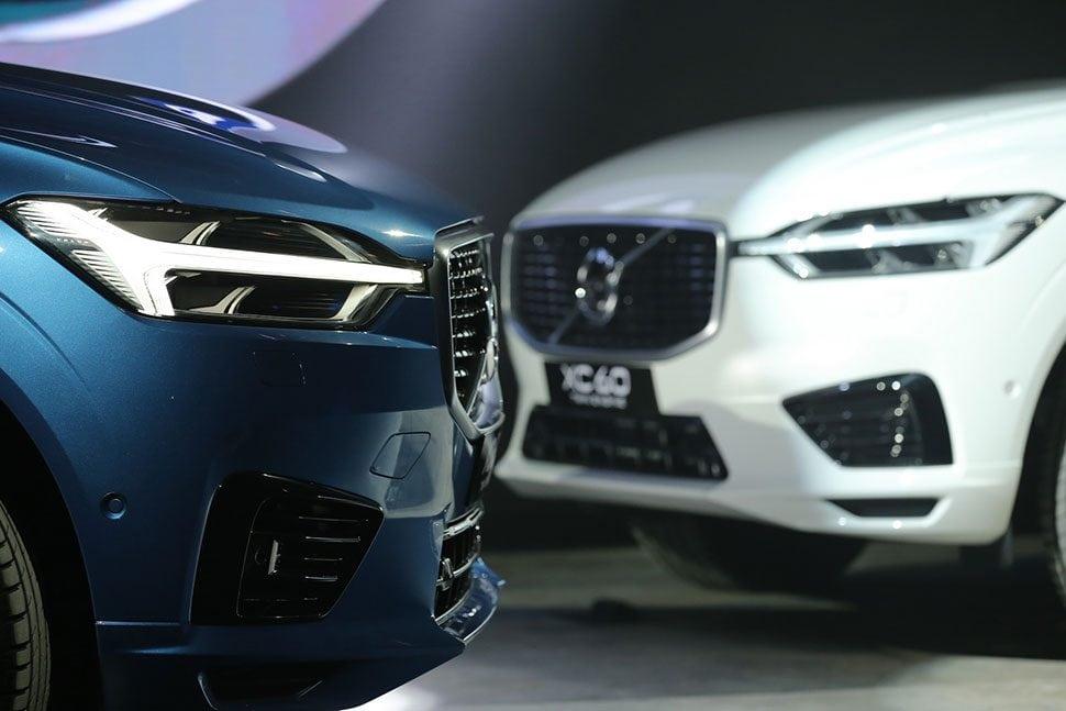 ไฟหน้า Volvo XC60