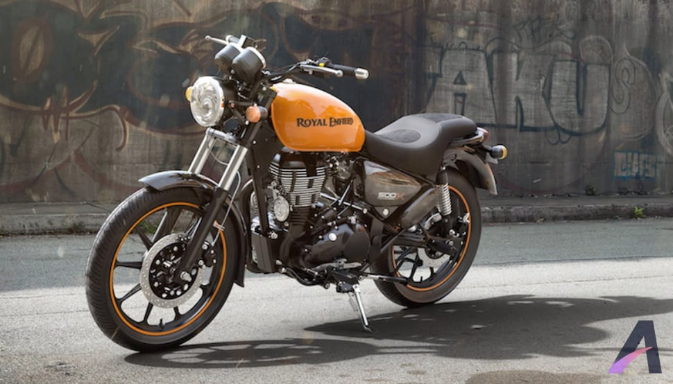 2018 Royal Enfield Thunderbird X350 and 500
