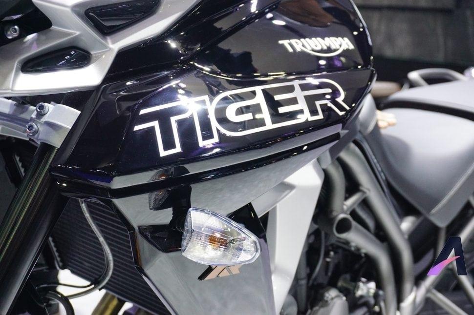 2018 Triumph Tioger800 XR