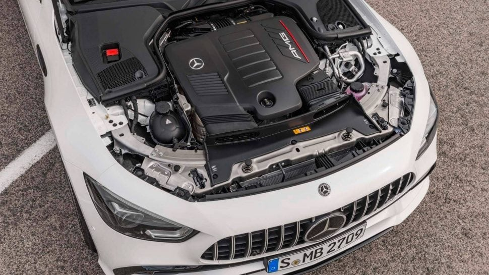 Mercedes-AMG GT53