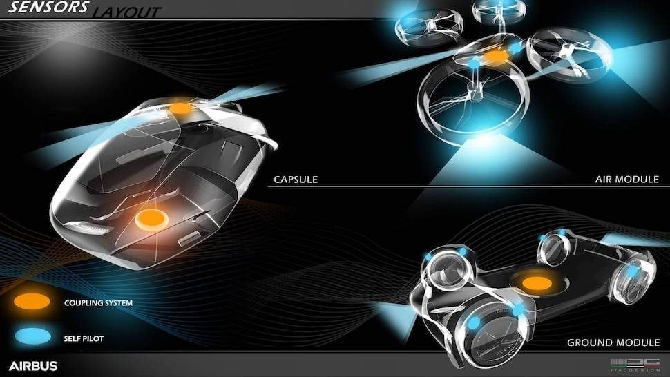 Audi PopUp