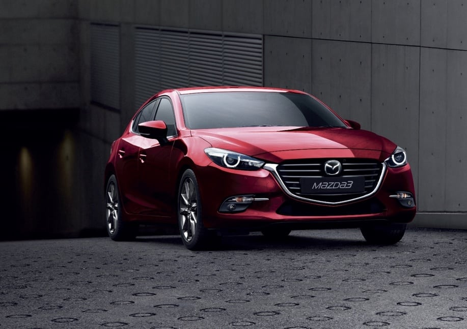 Mazda3 2018 collection