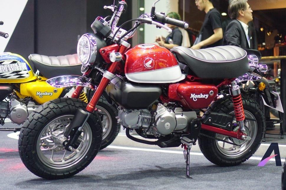 2018 Honda Monkey 125